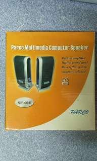 -全新- 電腦喇叭speaker