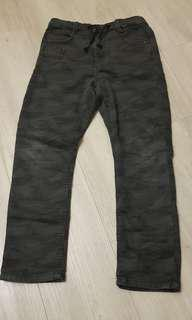 Zara Original Camo Boys Jean