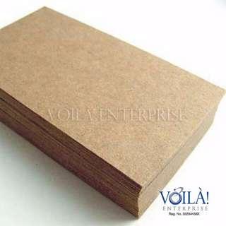 275gsm A4 Kraft Paper Sheet