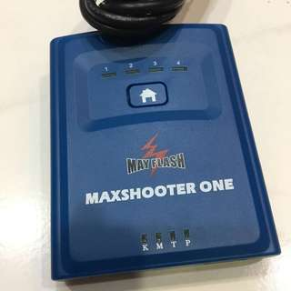 PS4 Maxshooter One
