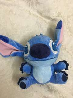 Stitch smiley
