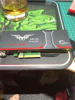 G skill 480GB PCIe SSD