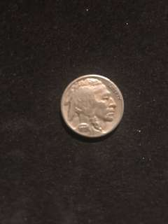 USA 1935 Buffalo Nickel (iconic coin)