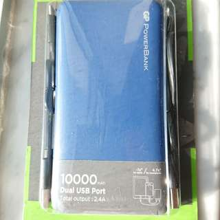 GP Power bank 行動電源 尿袋 10000mAh