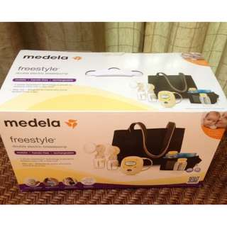 Brand New Medela Freestyle Double Electric Breastpump