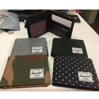 Herschel 銀包wallet 100% real and new from UK