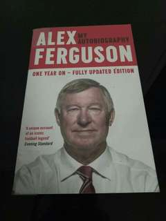 Alex Ferguson (My Autobiography)