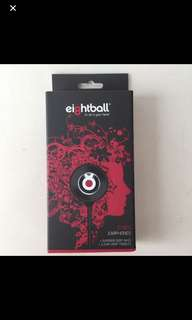 Eightball EX811 earphones