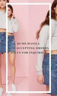 instagram shop @bump.manila