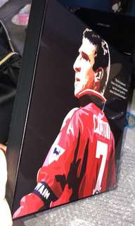 Manchester United Plaque Mounted Poster