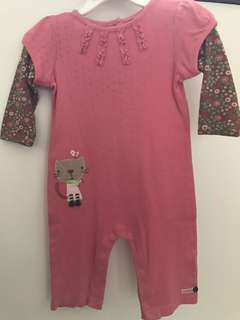 Brand New Cater's Baby Romper / Jumpsuit (Size: 6 months)