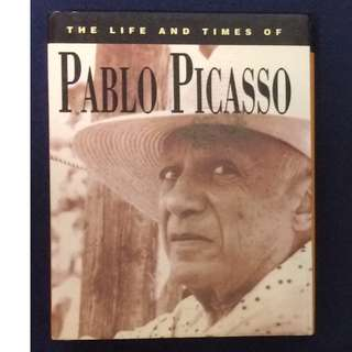 Art Book - The Life and Times of Pablo Picasso