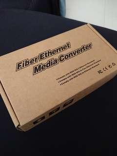 Fiber Ethernet Media Converter