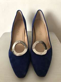 Staccato Block Heels Shoes