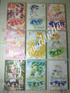 Sailor moon 1-12 + 2extra