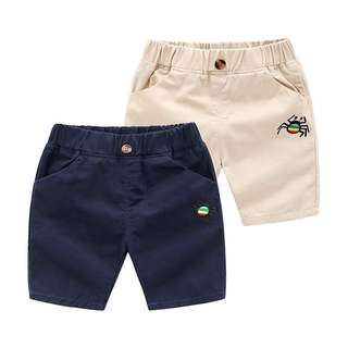 Baby cotton shorts pants