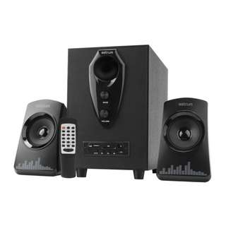Astrum MS210 Multimedia Speaker Bluetooth MMS 2.1CH 30W USB SD FM radio Remote Control