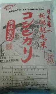 🚚 日本原裝新瀉越光米
