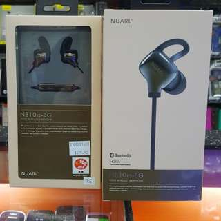 NUARL NB10R2-BG Bluetooth headset (1year Warranty)
