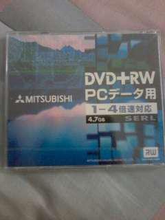 Mitsubishi DVD+RW 4.7GB