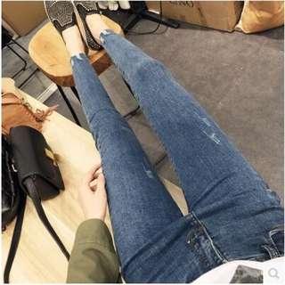 🚚 激瘦牛仔褲