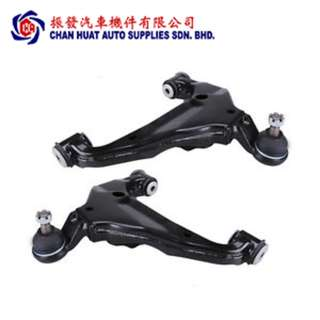 Toyota Hilux KUN25 Front Upper Arm/ Lower Arm