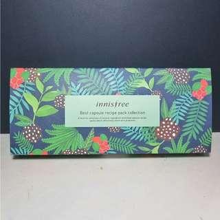 Innisfree Best Capsule Recipe Pack Kit