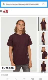 Kaos H&M dividen