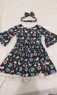 🌸3-4 yrs old dress