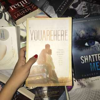 you are here by jennifer smith