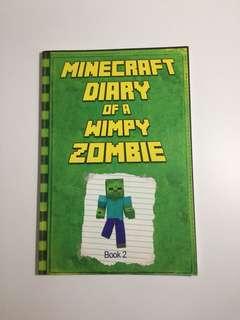 Minecraft Dairy Of a Wimpy Zombie