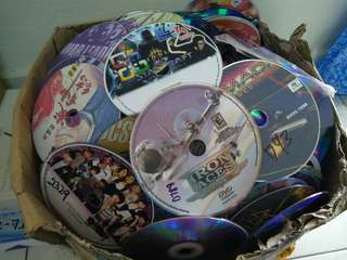 PC DVD GAMES & SOFTWARE