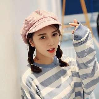 Korea Pink Cap