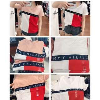 🇺🇸Tommy Hilfiger女生T恤 尺寸XS-2XL