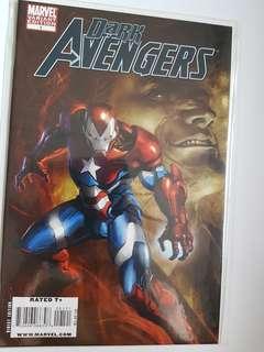 Dark Avengers #1 variant cover