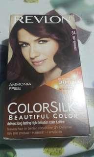 Revlon deep burgundy brown Color Hair Dye