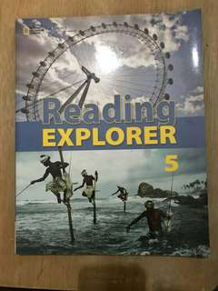 Reading explorer national geographic learning