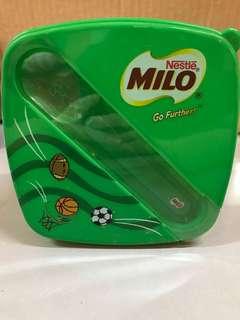 Vintage Milo Tupperware