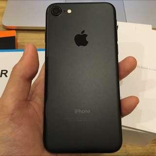 Iphone 7 32gb黑色