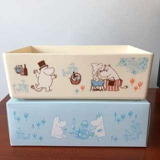 Orbis x Moomin Plastic Container