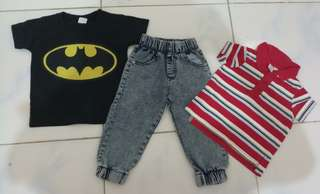 Set for 9-12m old