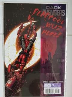 Dark Avengers #6 variant cover