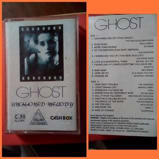 Kaset film Ghost & Bart Simpson