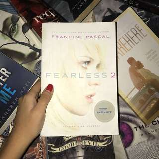 fearless book 2