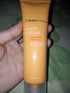 Avalon Pharma hand cream