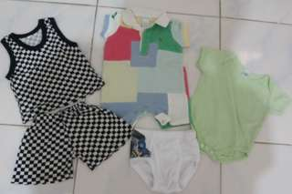 Set for 3-12m old