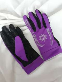 Hiking and cycling gloves XS