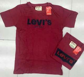 Overuns t-shirt ( levis and guess )
