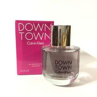 parfume down town calvin klein