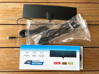 BN High Quality Digital TV Antenna with BOOSTER
